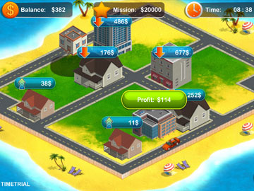 Real Estate Tycoon Unity3d Game Kit